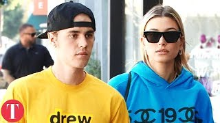 There's Something Strange Happening With Justin Bieber And Hailey Baldwin's Marriage