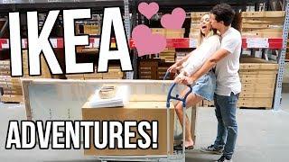 IKEA ADVENTURES!
