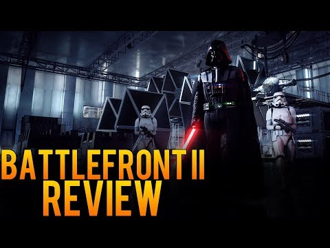 Star Wars Battlefront II Review - Impressions, Progression, Pay-to-Win, and More