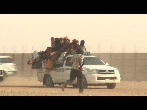 Trapped in Agadez, but Europe mirage still dazzles