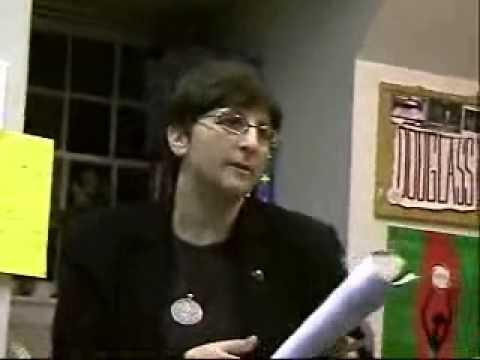 Sahar Francis - Palestinian Prisoner Support - April 3, 2005