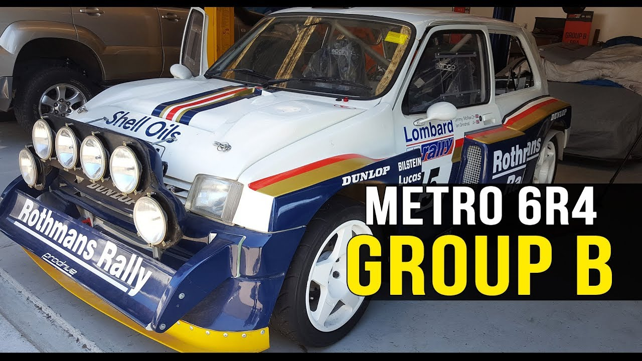 the wild group b mg metro 6r4 youtube. Black Bedroom Furniture Sets. Home Design Ideas