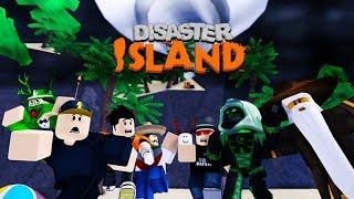 DESASTRES NATURALES | Roblox⭐DISASTER ISLAND | GamePlaysMix