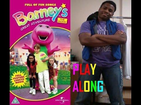 Barneys Great Adventure Play Along Youtube