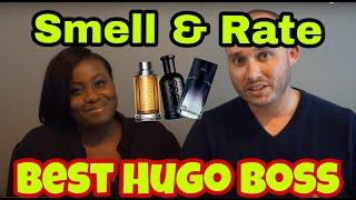 Best Hugo Boss Fragrances/Smell & Rate
