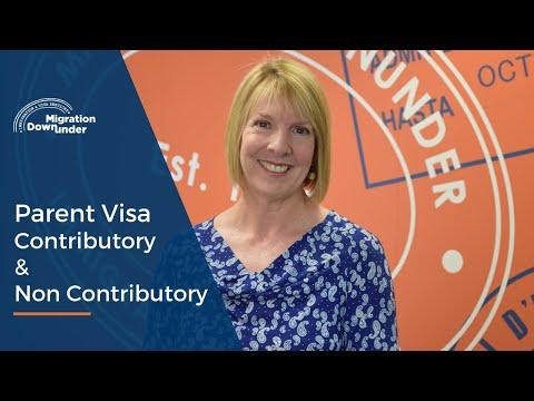 Parent Visa Australia - Contributory & Non Contributory