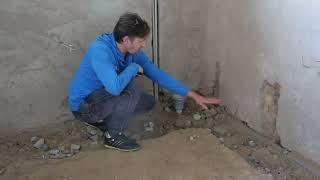 День 5 финал монтажа систем холодного, горячего водоснабжения и канализации