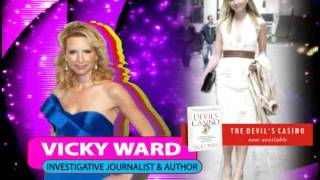 Vicky Ward - Five Tips for Working Women - interview -  Goldstein on Gelt - May 2012