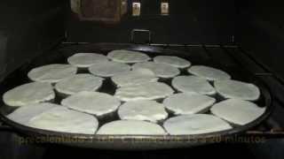 PringIes crema y cebolla (Pringles caseras)