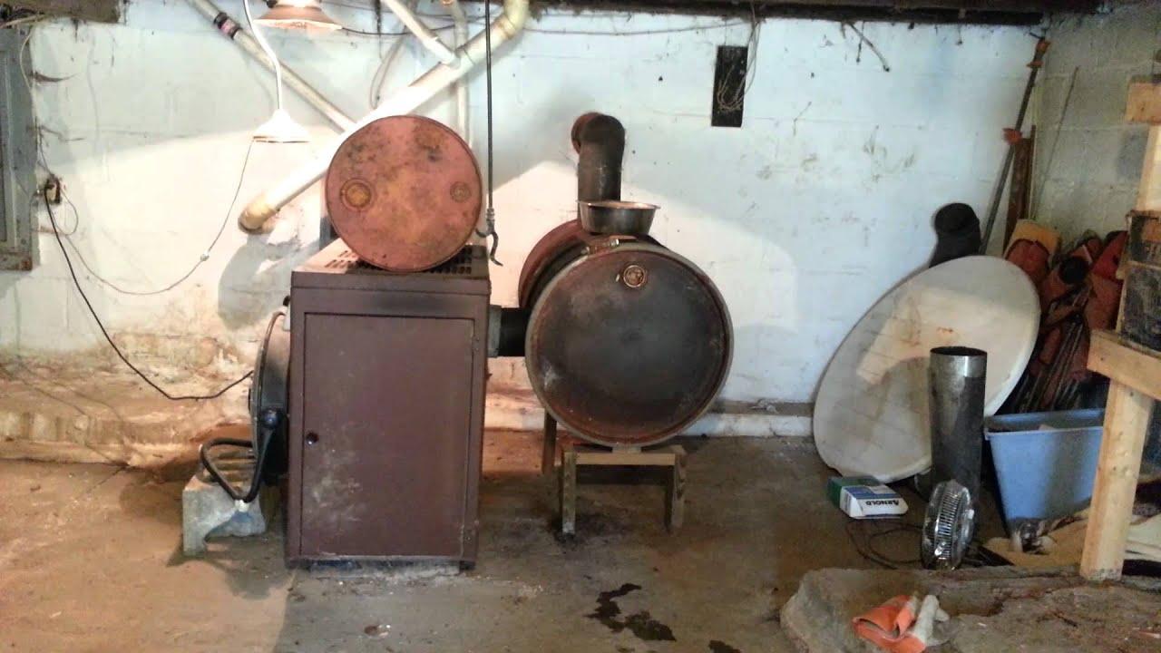 Circulator Getting Hot : Make wood burner coal circulator more efficient youtube