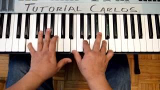 En totalidad a ti - Vino Nuevo - Tutorial Piano Carlos