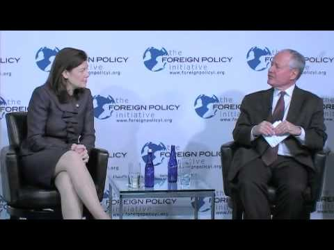 Senator Kelly Ayotte: The Future of Defense, the Military, and America