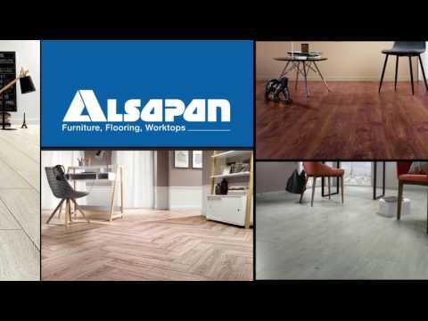ALSAPAN : fabricant français de sols stratifiés, meubles en kit et plans de travail