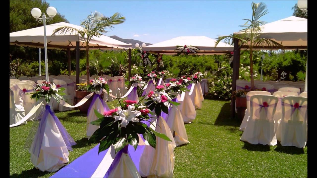 Bodas en jardines del trapiche youtube for Bodas sencillas en jardin