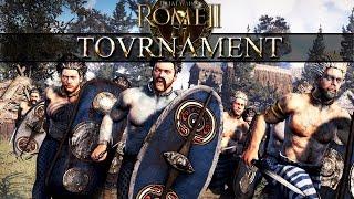 Total War Rome 2 Blue Tournament R1G1 [SITH] Ziggomatic vs Mjnezzy