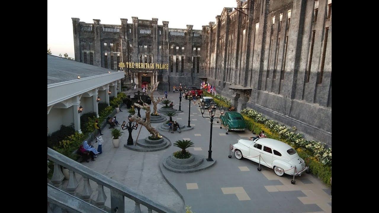 The Heritage Palace Wisata Historis Di Kartasura Sukoharjo Youtube
