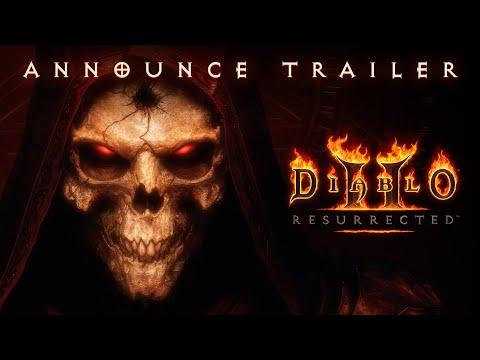 Bande-annonce de Diablo® II: Resurrected ™