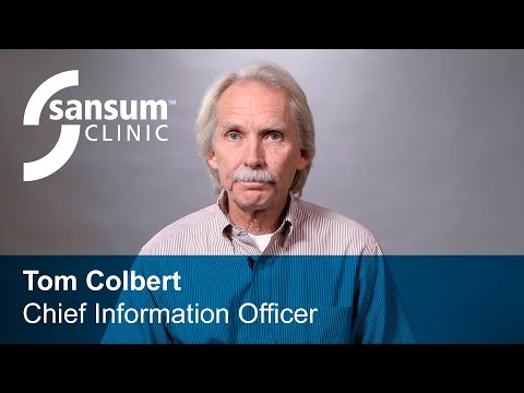 Tom Colbert, Chief Information Officer