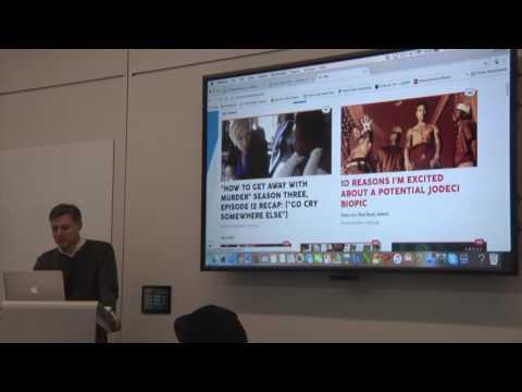 Entrepreneurial Journalism Class Federkeil