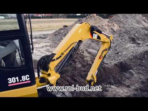 Caterpillar 301 8C 2010