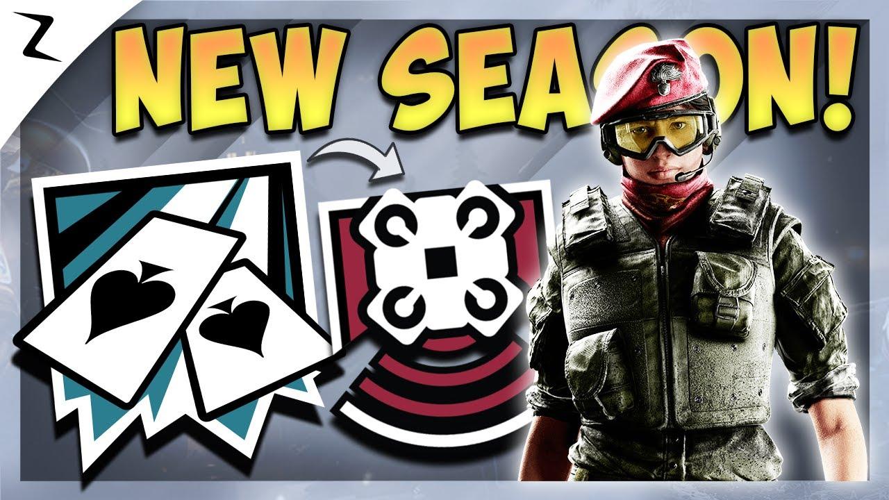 Operation Steel Wave: Game Update! - Rainbow Six Siege
