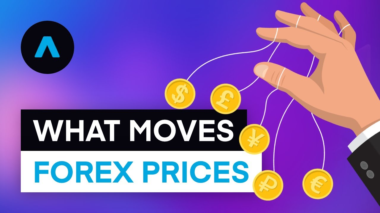 what moves forex market
