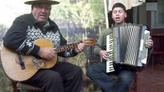 cueca acordeon y guitarra-la abuela