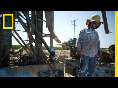 Thumbnail: California Drought Spurs Drilling Boom | National Geographic