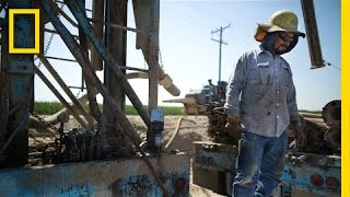 California Drought Spurs Drilling Boom   National Geographic
