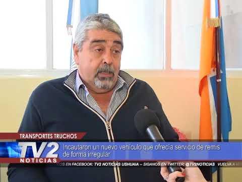 Transportes truchos  | Municipal  | 22/03/2018  - TV2 Noticias