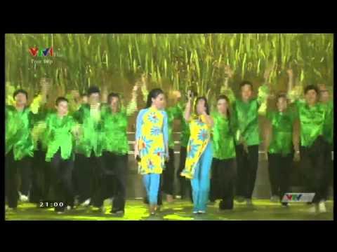 [HD] Gánh Lúa - Cẩm Ly & Nguyễn Thiện Nhân (Khát Vọng Trẻ 9)