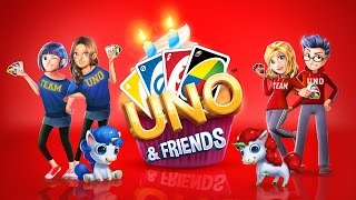 UNO & Friends - New Team UNO 2vs2 Game Mode on iOS & Android!