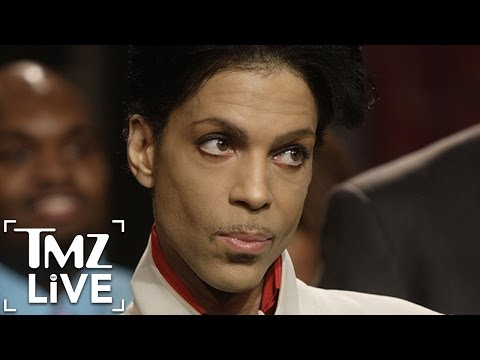 Prince Recognized Drug Addiction | TMZ Live