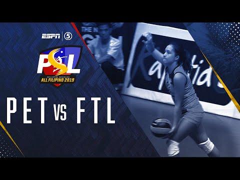 LIVE: Petron Vs. F2 Logistics | PSL All-Filipino Conference 2019