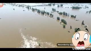 Наводнение в Иркутске😥