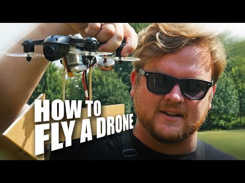 How To Fly A Drone - Quad Basics