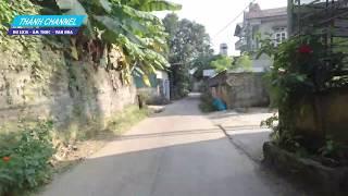 Đường vườn Cam thị trấn Thanh Ba, Phú Thọ