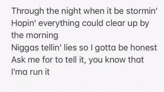 NBA youngboy through the storm lyrics