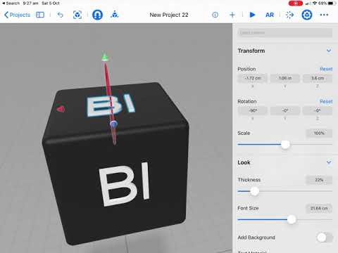 Create an AR Consonant Blend Dice Tutorial thumbnail