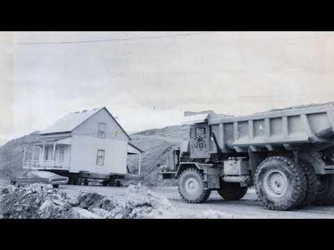 Capsule 125e Thetford Mines - 1968, Le Village De Crabtree