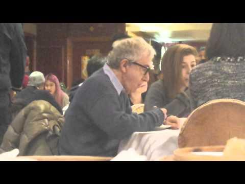 Dim Sum with Woody Allen