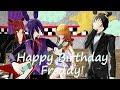 MMD FNAF Happy Birthday Freddy! (Funny Happy Birthday Song) Remake