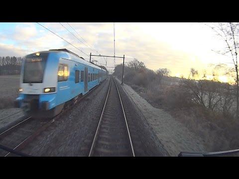 CABVIEW HOLLAND Utrecht - Amersfoort - Enschede VIRM 2016