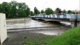 Powódź Kędzierzyn-Koźle 19-05-2010.wmv