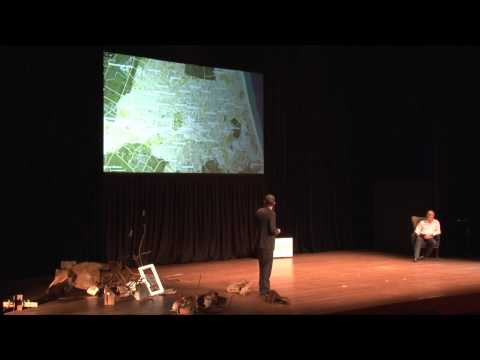 TEDxEQChCh - James Lundy - City of Culture