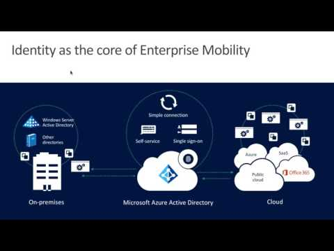 Identity Management in the Cloud: The Modernization of Active Directory