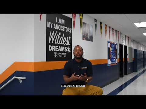 Chris Hendricks - KIPP Truth Academy Assistant Principal of Culture - WHY KIPP