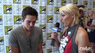 Comic-Con 2014: Teen Wolf – Interview with Dylan Sprayberry Thumbnail