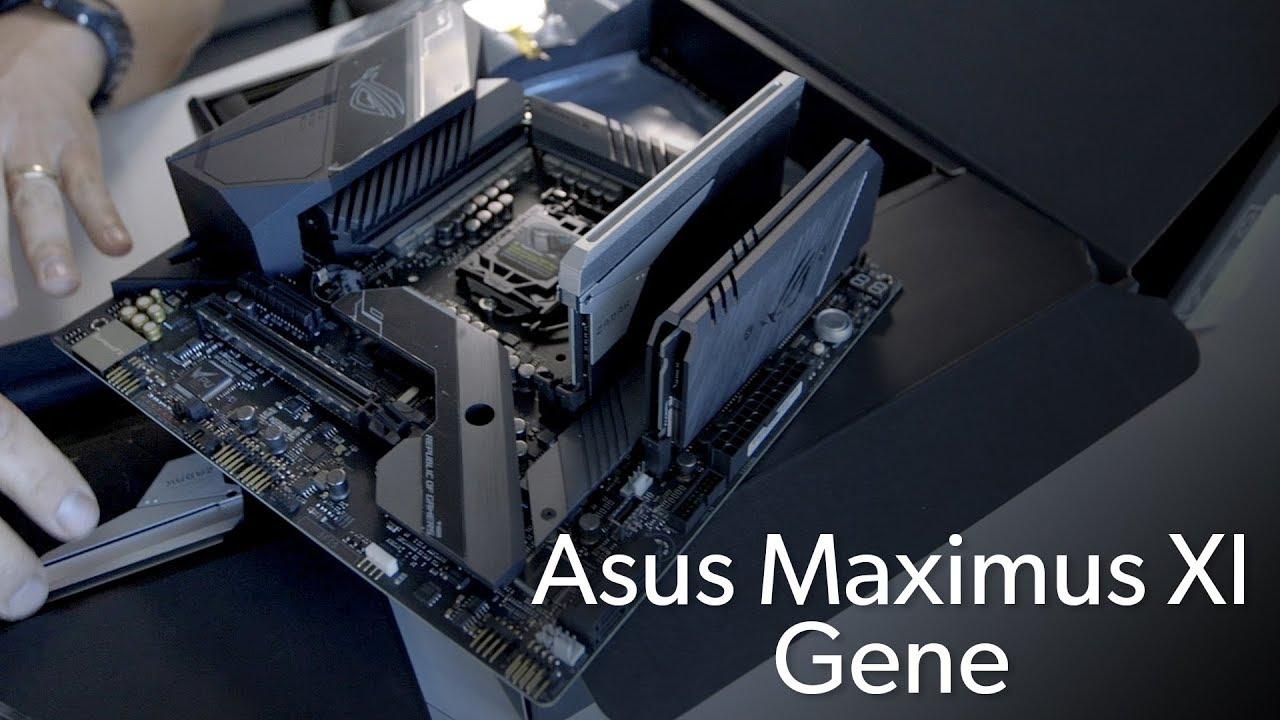 Driver UPDATE: Asus Maximus III GENE JMB36X