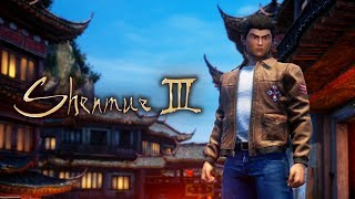 Shenmue III - Official Gameplay Trailer | E3 2019
